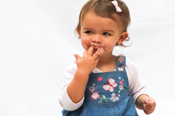 Enya's 1st Birthday