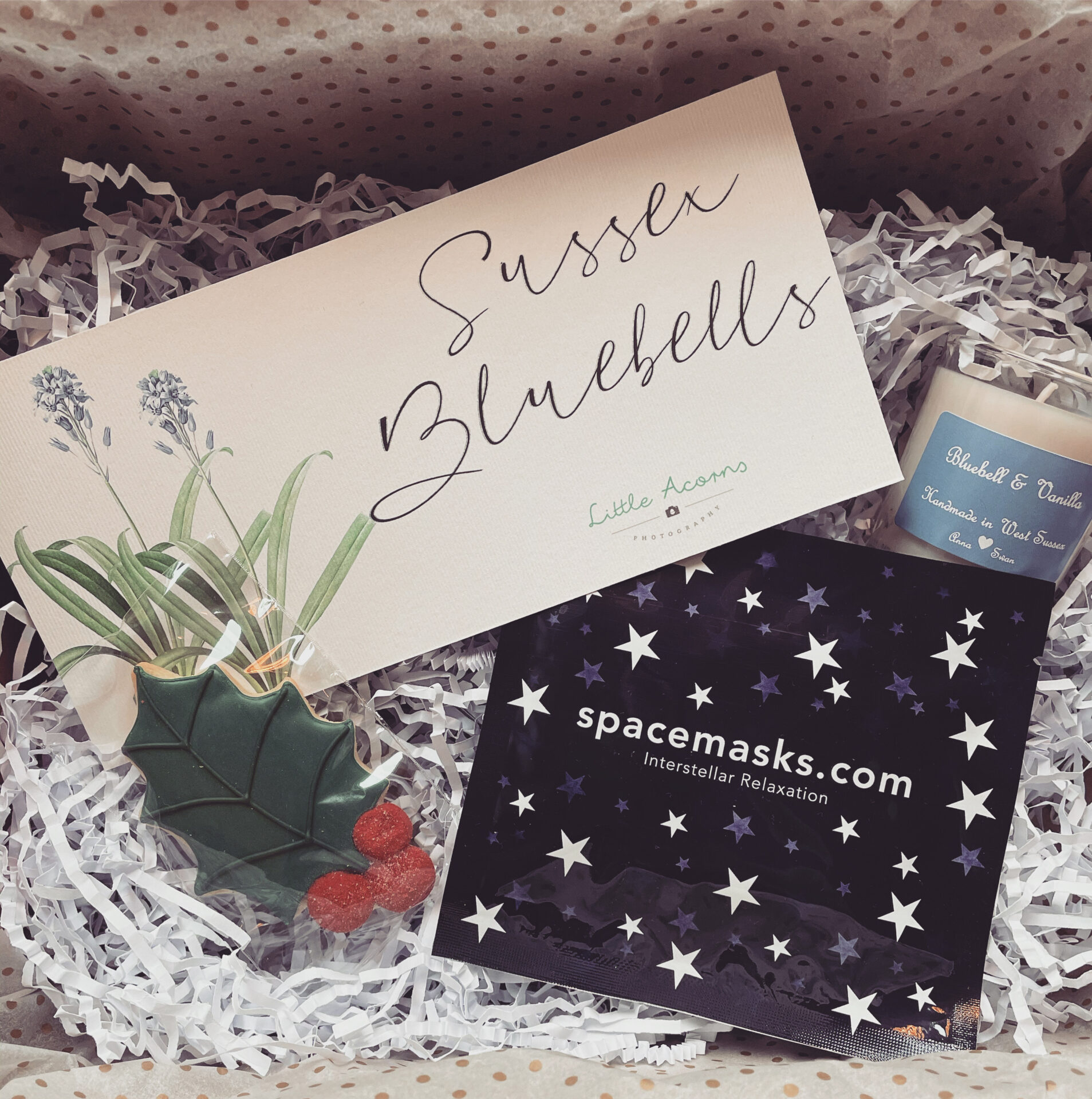 Sussex Bluebells Gift Box